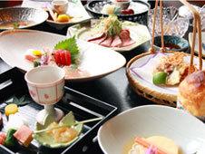 【一泊夕食のみプラン】朝活!早起きは三文の得♪朝食無しで通常価格より-¥1500引き!【冬得】