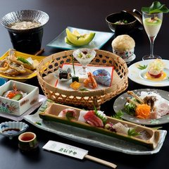 【一泊夕食のみプラン】朝活!早起きは三文の得♪朝食無しで通常価格より-¥1500引き!【夏得】