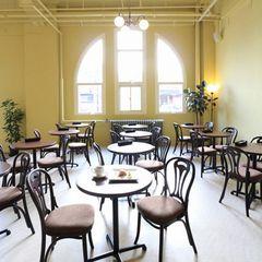遅く起きた朝には… 徒歩5分・函館の超人気カフェでブランチを★  13時チェックアウト特典付♪