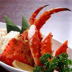"""きくよ食堂の""""蟹づくしコース""""夕食付プラン"""
