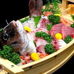 【さき楽30】早目のご予約で⇒1,000円OFF!極上の越前グルメを味わう<天然アワビと地魚コース>