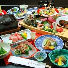 【特花コース】吉弥最上級の懐石料理で至福の時間を♪ JALクーポン使用可能