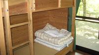 山小屋(2段ベッド付き)※現金特価