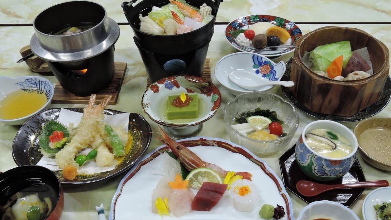 『W美肌の湯』原鶴温泉を満喫!夕食は個室でゆっくり♪2食付きスタンダードプラン☆