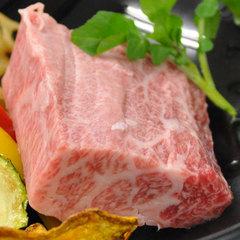 【絶品!能登のグルメ旅♪】稀少なやわらか能登牛ステーキ!じゅわ〜っと、とろける絶品お肉プラン♪