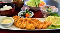 【事前カード決済】サクッと衣に包まれたプリプリ食感のフグが食欲をそそる!「地魚フライ定食」プラン♪