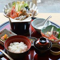 【さき楽28・冬期】日本三大魚醤のひとつ能登のいしり使用「いしり貝焼定食」★郷土料理ご堪能プラン♪