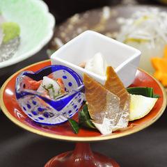 【これぞ漁師町の味】料理長厳選★日本海ぷりっぷりの旬魚づくし!能登珍味付きプチ贅沢な里海会席プラン♪
