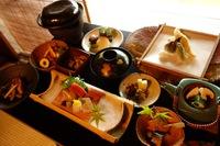【NHK朝ドラ「スカーレット」放映記念】有名作家の器でおもてなし!伝統信楽焼と季節会席の饗宴☆