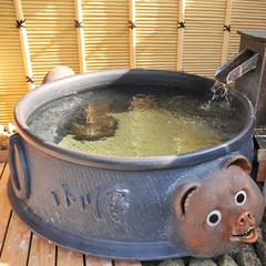 「認定近江牛・A5」霜降り近江牛すき焼き+たぬきの貸切風呂