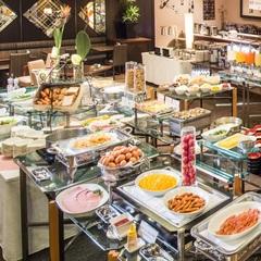 ポイント10倍 プラン【和洋ブッフェの朝食付】(デラックスツインルーム)