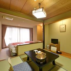 【部屋食】ツインルーム:2ベッド+4.5畳