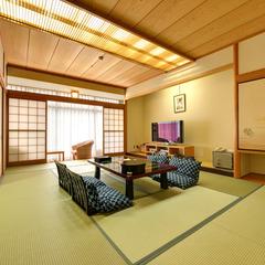 【部屋食】特別室和室