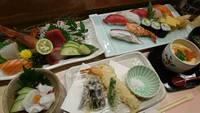和食の夕食(館外レストラン)付特別プラン