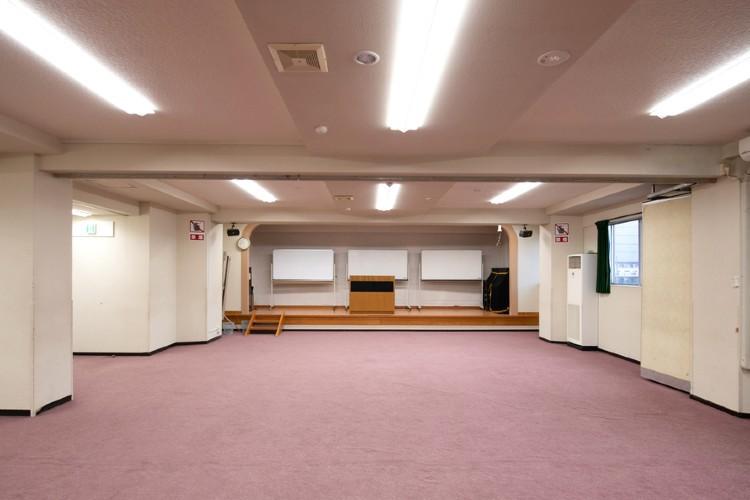 会議・レクリエーションルーム