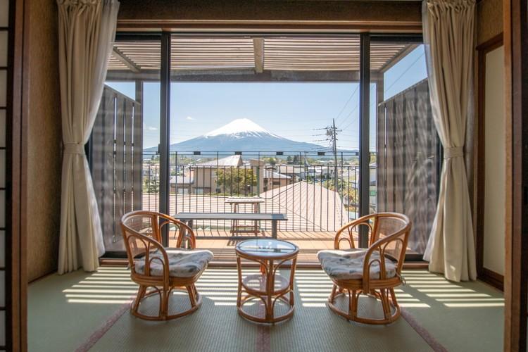 富士山ビュー和室5名