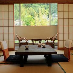 【きつ煙】山側和室10畳(温水洗浄便座トイレ付)