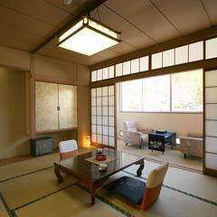 【禁煙】山側和室10畳(温水洗浄便座トイレ付)