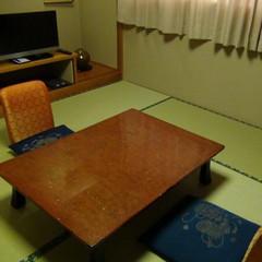【禁煙】山側和室8畳(ユニットバス・トイレ付)