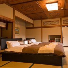【浪漫館ベット付客室】レトロな雰囲気を・・・