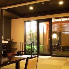 【110号室】源泉掛け流し風呂付客室【和室12畳】《禁煙室》