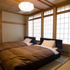 【508号室】本間+畳ベットルームの客室《禁煙室》