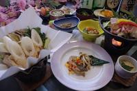 【コスパ最高ならコレ!】2食付でこの料金♪「名物きりたんぽ鍋」と「鶏の西京陶板焼き」の湯坊御膳