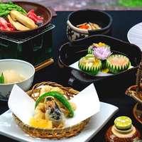 ○【秋季限定】信州の秋の味覚をたっぷりと!松茸会席プラン♪1泊2食付。