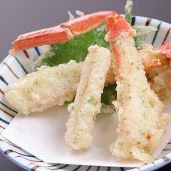 【かにかに会席】期間限定★お腹いっぱい蟹を食べたい!お手頃満腹プラン