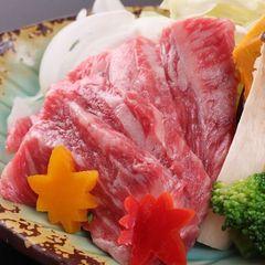 【お客様の声から生まれました!】品数少なめ御膳 <選べる> 牛肉鉄板焼き or 赤カレイ煮付