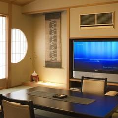 宍道湖の眺望を独占する贅沢空間〜1泊素泊り プラン【露天風呂付客室】