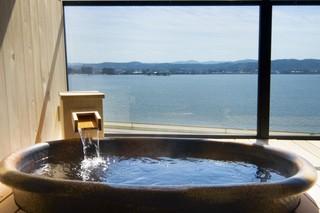 おひとりさまでのんびり過ごしませんか?露天風呂付客室【水と雲の抄】〜1泊素泊りプラン