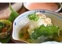 【2食付】農村でのんびり寛ぐ癒しの時間。池田町の土と風が育んだ旬の新鮮食材をたっぷり味わう