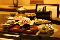 富山湾の冬の味覚 鰤会席★お部屋食
