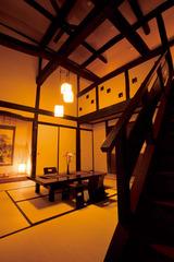 離れ『晩霞亭』和室10畳+ロフト