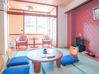 【喫煙】和室三人部屋(バス無し)