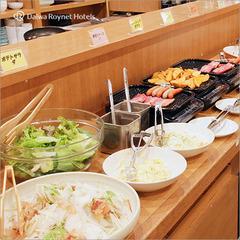 【朝食付】栄養満点の和・洋のバイキング付きプラン