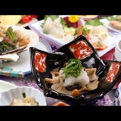 【1泊2食付】福島牛の陶板焼きプラン★湧出量日本一!歴史ある源泉かけ流しの薬湯温泉