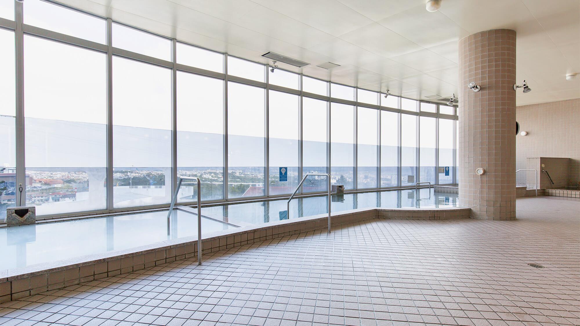 【素泊り】ケミカルフリーでクリーンな快適空間「中庭側コートヤード客室指定」展望浴場入り放題♪