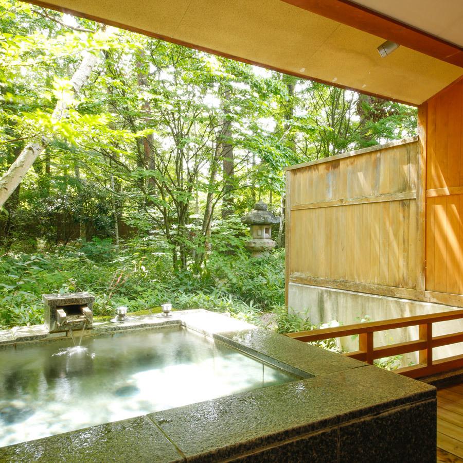 【東日本限定・露天風呂付き客室セール】楽天限定■憧れの温泉付き客室で過ごすプレミアムSTAYがお得♪