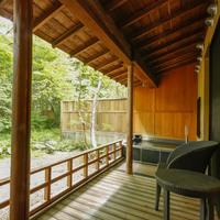 【さき楽30×露天風呂付客室が最大7千引】プライベート温泉で至福の『藍プレミアムSTAY』をお得に