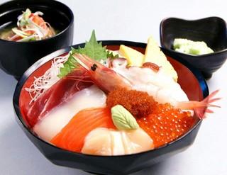北海道と言えばコレ!朝市★選べる海鮮朝食付プラン【無料送迎付】