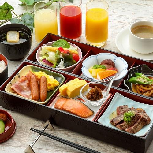 【秋冬旅セール】朝食付(新型コロナウイルス感染予防のため、状況により、食事提供内容を変更いたします)