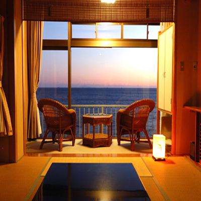 Main Building Standard Ocean View Japanese-Style Room