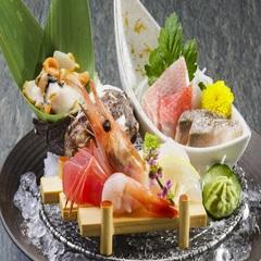 【楽天スーパーSALE】9%OFF!伊勢海老&鮑&金目鯛と貸切露天風呂付超破格プラン