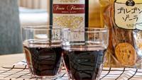 【カップル・ご夫婦・卒業旅行に★】お部屋にワインとおつまみをご用意。レイトアウト12時付き(朝食付)