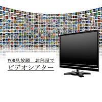 【VOD無料視聴&レイトアウト12時付き】(素泊り)