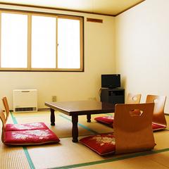 【平日特典】露天貸切風呂30分無料・WIFI付和室10畳