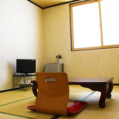 【平日特典】露天貸切風呂30分無料・WIFI付和室6畳