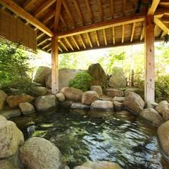 【通年プラン「夢路ご膳」】2種類の温泉とクチコミ高評価のお料理♪アルペンルート・黒部ダムへ!